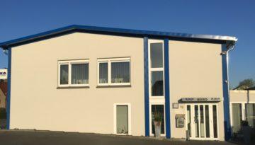 Unser neuer Firmensitz