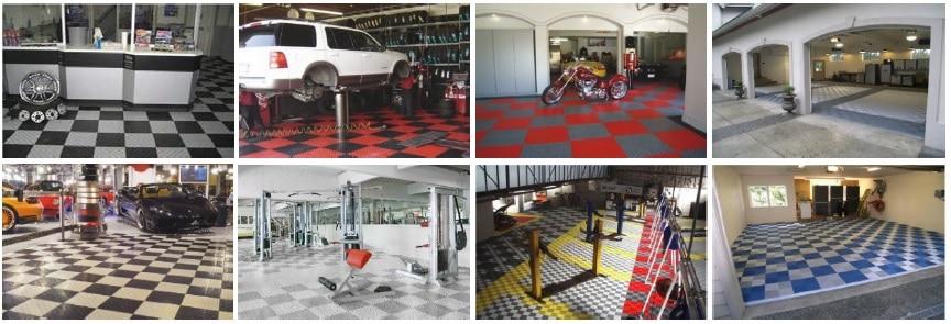 Tecto-San PP Kunststoff-Bodenplatten