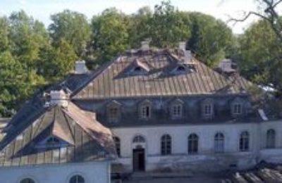 Abgunstes muiža - Latvia - Noxyde - vorher