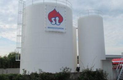 Kraftstofftanks Segers-Teuwen - Noxyde - nachher