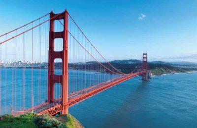NOXYDE® schützt die Golden Gate Bridge