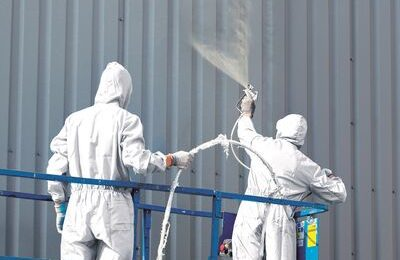 Fassaden-Metallschutz mit NOXYDE®